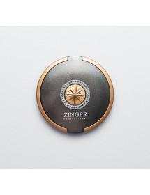 Люстерко Zinger 2-х стороннє кругле jta-85 (sz-3104-2(зол.титан))