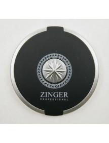 Люстерко Zinger 2-х стороннє кругле jta-90 (sz-3104-7(сер.черн.мат))