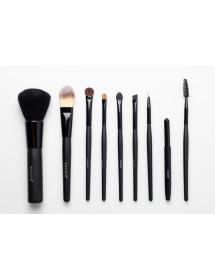 Набір кистей для макіяжу Zinger 9 шт в чохлі (zo-4209 BS)