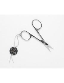 Манікюрні ножиці для нігтів Zinger ana-102 (zo-B-117-S-SH)