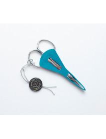 Манікюрні ножиці для кутикули Zinger ana-110 (zo-B-118-S-SH)