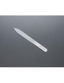 Пилка скляна Zinger 2-х стороння 120 мм (zo-FG-02-12-SILVER)