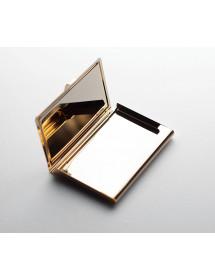 Візитниця Zinger кольорова золото NHS41119 (zo-GSN-01004)