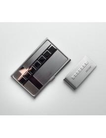 Подарунковий набір Zinger: візитниця; кліп для грошей (Zo-GSN-02001)