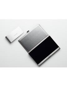 Подарунковий набір Zinger: візитниця; кліп для грошей (Zo-GSN-02004)
