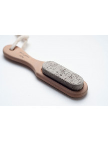 Пемза Zinger натуральна на дерев'яній ручці dga-15 (zo-PA-07)